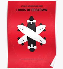 No188- The Lords Of Dogtown minimal movie poster Poster