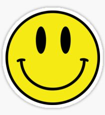 Smiley - Deejay Sticker