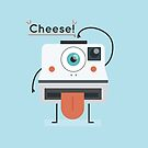 Say Cheese! by harugraphic