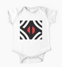 Stripe Me Red With Black Kids Clothes