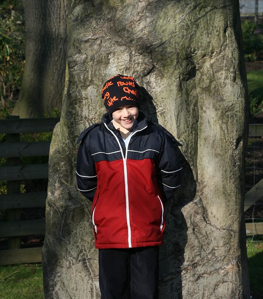 tree boy by chrismcgann