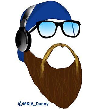 Beardguy by MKIV_Danny by Danny1987