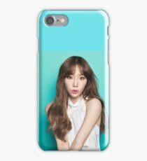 Taeyeon - SNSD  iPhone Case/Skin