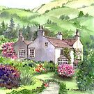 William Wordsworth's House (Rydal Mount), Ambleside, England by Farida Greenfield