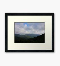 The Glorious Cuban Mountains (Cuba) Framed Print