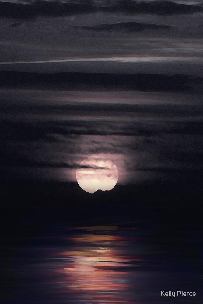 Painted Moon by Kelly Pierce