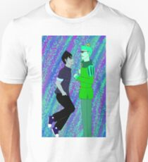 Nygmobblepot- Adventure Time AU Fan Art Unisex T-Shirt