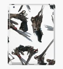 EDWARD SCISSOR HANDS  iPad Case/Skin