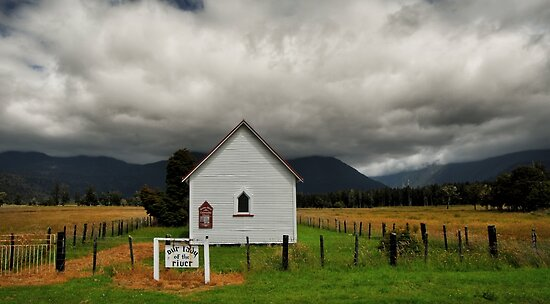 Lonesome Faith of the Golden Fields by Peter Kurdulija