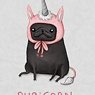 Pugicorn by Sophie Corrigan