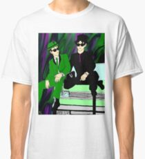 Nygmobblepot- The Blues Brothers AU Fan Art Classic T-Shirt