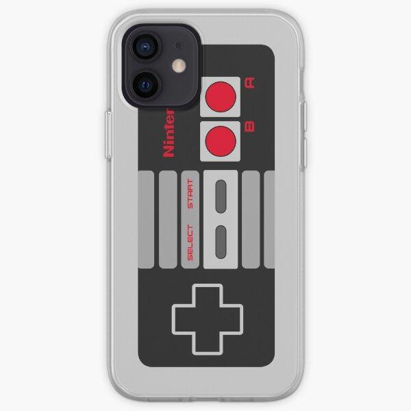 Classic Retro Nintendo® NES Controller iPhone Case iPhone Soft Case