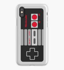 Classic Retro Nintendo® NES Controller iPhone Case iPhone Case/Skin
