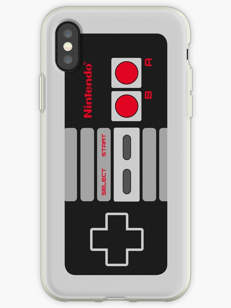 iphone xs case nintendo