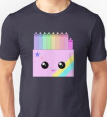 kawaii box of colors T-Shirt
