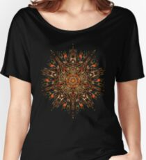 mandala 1 Women's Relaxed Fit T-Shirt