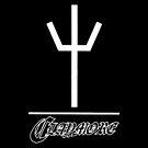 «Clare, Claymore, logotipo y símbolo» de 411drpkv4c