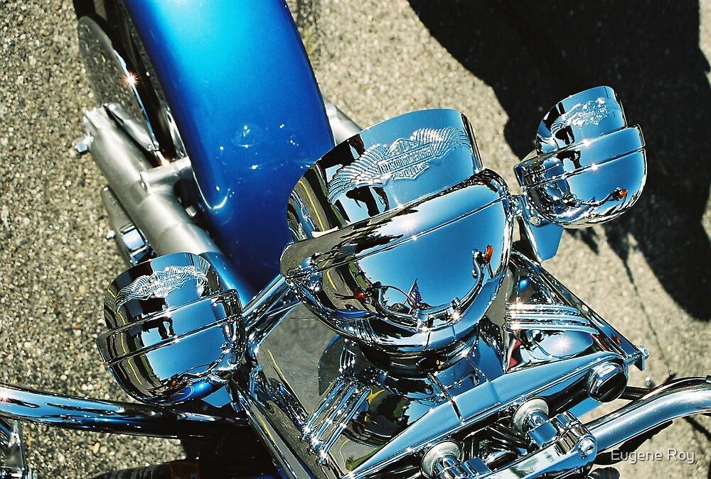 Blue Envy by Eugene Roy