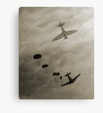 THE HUNTED Canvas Print