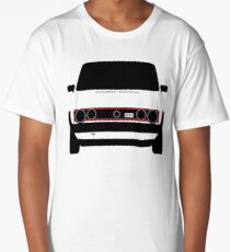 VW Golf GTI mk1 - Silhouette Long T-Shirt