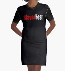 Buffy - Slayer Fest Graphic T-Shirt Dress