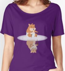 Hamster lifetime cycle Women's Relaxed Fit T-Shirt