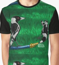 Magpies Graphic T-Shirt