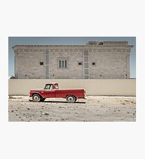 Urban Qatar Photographic Print