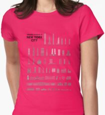 Splendid Structures of NYC T-Shirt