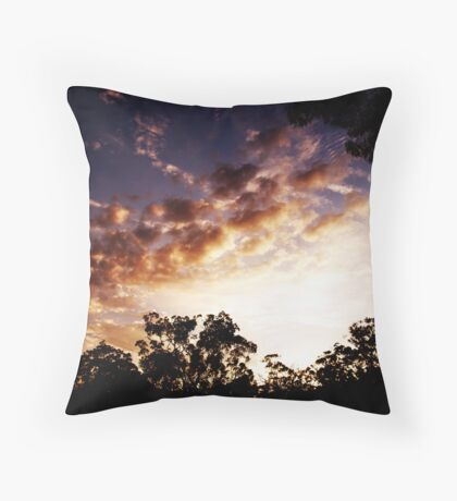 incendiary Throw Pillow