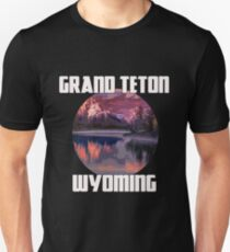 Grand Teton Park - Wyoming T-Shirt