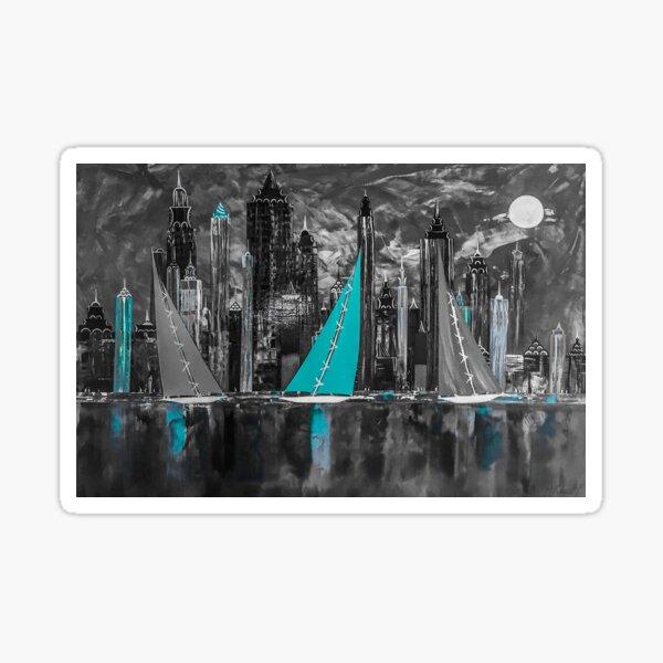 Big City Sail Sticker
