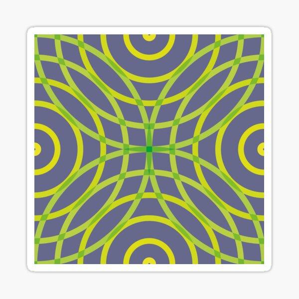 Quick Concentric Sticker