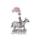 Garde républicain sur son cheval by OlivierImages