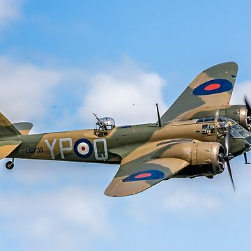 Bristol Blenheim IF L6739 G-BPIV by oscar533