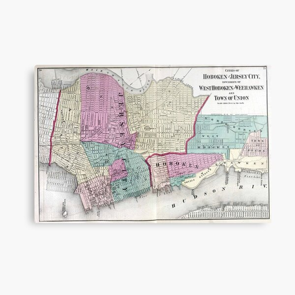 Apartments For Sale Hoboken: Hoboken Wall Art