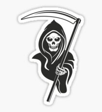 Grim Reaper Sticker
