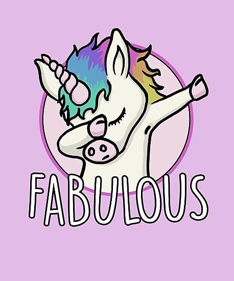 L mina fotogr fica fabuloso unicornio dabbing lindo de steamertees redbubble - Unicorn dabbing pictures ...