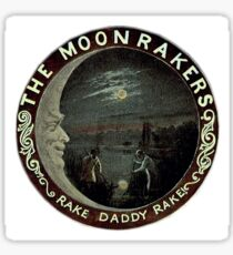 The Moonrakers Sticker