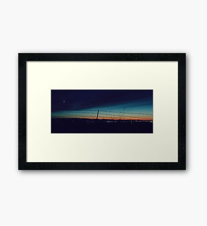 Concord Love Framed Print