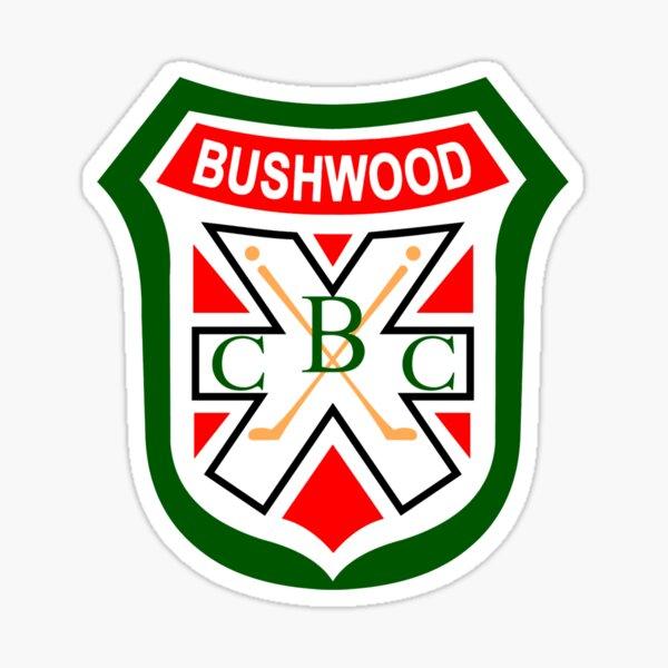 Caddyshack - Bushwood Country Club Sticker