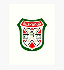 Caddyshack - Bushwood Country Club Art Print