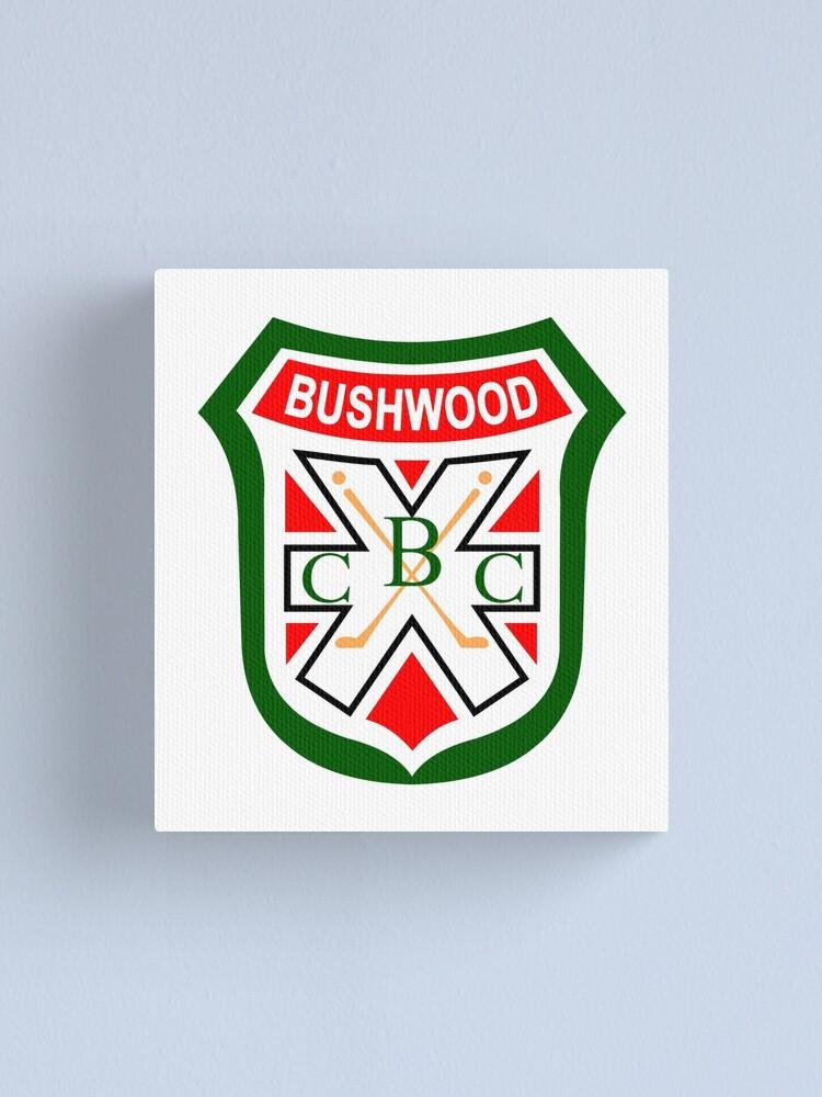 Alternate view of Caddyshack - Bushwood Country Club Canvas Print