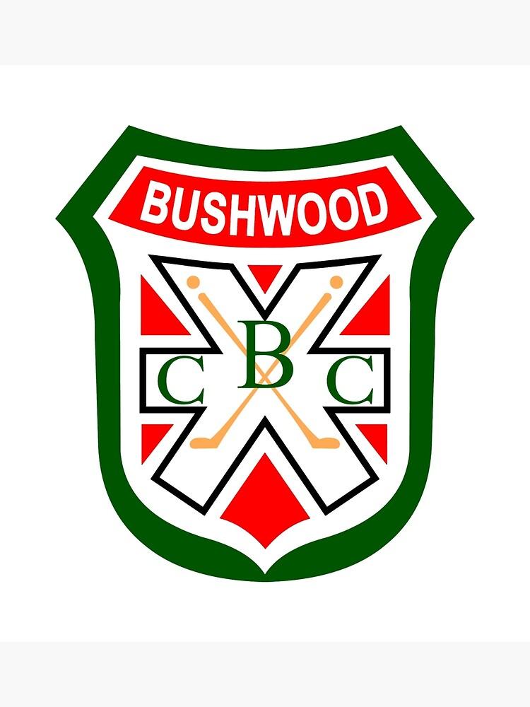 Caddyshack - Bushwood Country Club by UnconArt