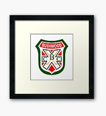 Caddyshack - Bushwood Country Club Framed Print