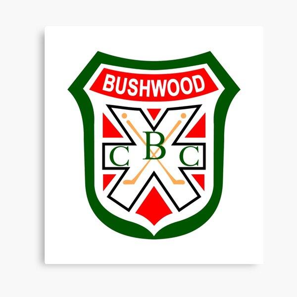 Caddyshack - Bushwood Country Club Canvas Print