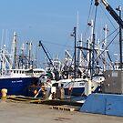 Shipyard by missliz