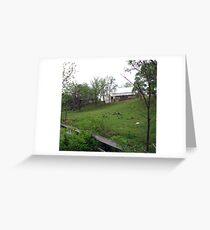 Hillcrest Farm Greeting Card