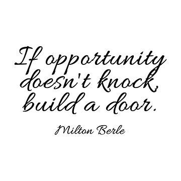 Milton Berle Quote by MyLittleQuote