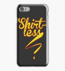 Shirtless iPhone Case/Skin